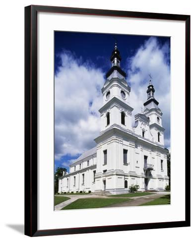 Basilica of the Visitation of the Blessed Virgin Mary--Framed Art Print