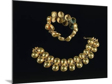 Boscoreale Treasure, Gold Bracelets, from Boscoreale--Mounted Giclee Print