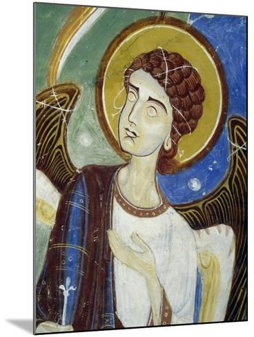 Angel, Western Figure, Detail of Southern Wing of Stone Cross--Mounted Giclee Print