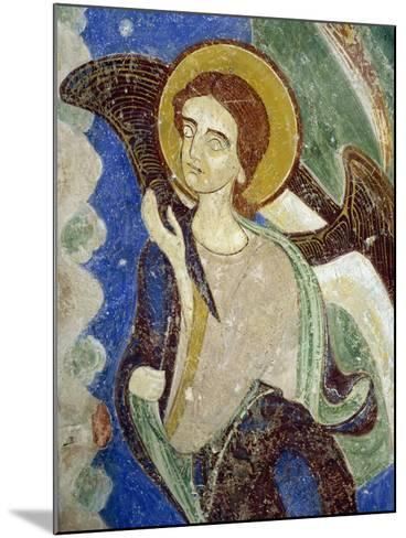 Angel, Oriental Figure, Detail of Southern Wing of Stone Cross--Mounted Giclee Print