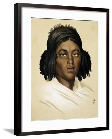 Peasant of Scire--Framed Art Print