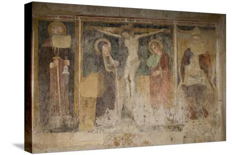 Chiesa Di S. Maria, Sovana, Maremma, Tuscany, Italy--Stretched Canvas Print