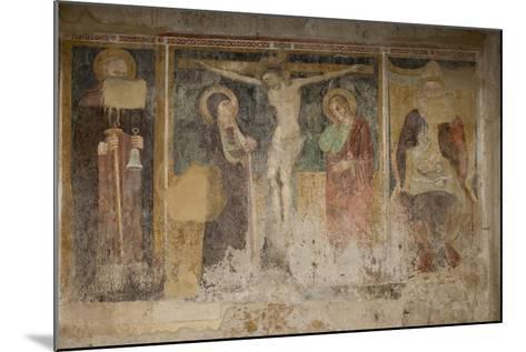 Chiesa Di S. Maria, Sovana, Maremma, Tuscany, Italy--Mounted Photographic Print