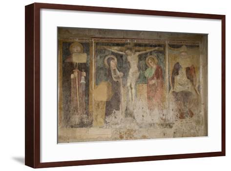 Chiesa Di S. Maria, Sovana, Maremma, Tuscany, Italy--Framed Art Print