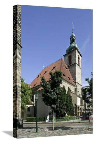 Church of St. Henry and St. Cunigunde, Prague, Czech Republic--Stretched Canvas Print