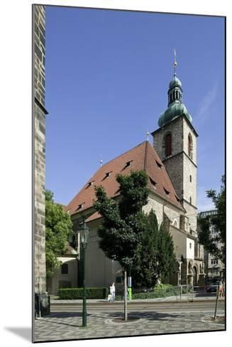 Church of St. Henry and St. Cunigunde, Prague, Czech Republic--Mounted Photographic Print