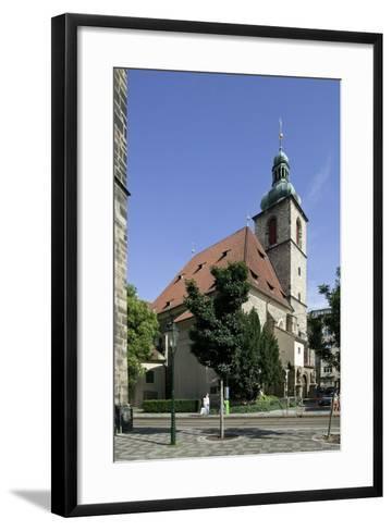 Church of St. Henry and St. Cunigunde, Prague, Czech Republic--Framed Art Print