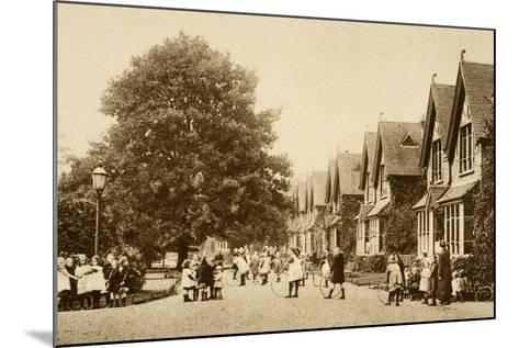 Dr. Barnardo's Institute for Destitute Children, Barkingside--Mounted Photographic Print