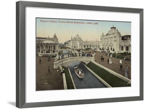 Fine Art Palace, Franco-British Exhibition, White City, London, 1908--Framed Art Print