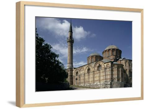 View of the Exterior from the South East, 14th Century--Framed Art Print