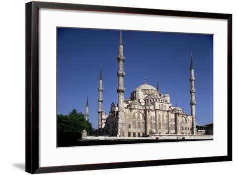 View from the South, Built by Mehmed Aga Between 1609-17--Framed Art Print