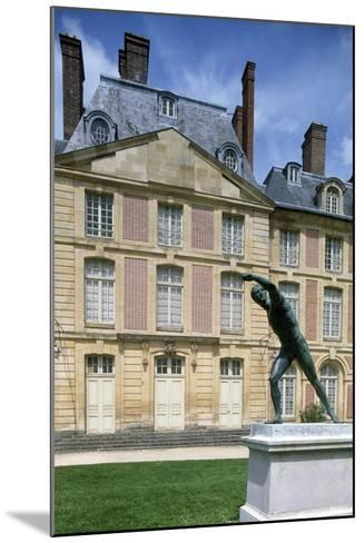 Louis XV Wing, 1739-1740, Palace of Fontainebleau--Mounted Photographic Print