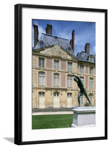 Louis XV Wing, 1739-1740, Palace of Fontainebleau--Framed Art Print
