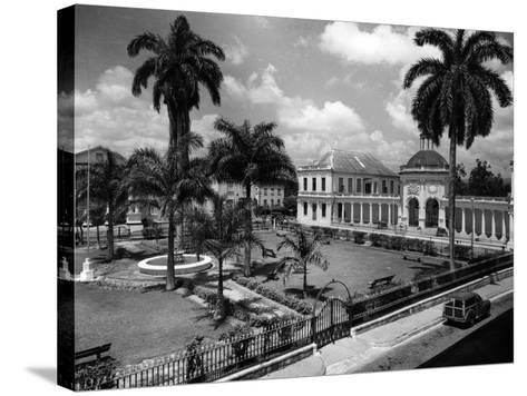 The Rodney Memorial at Spanish Town Square, Jamaica, C.1960--Stretched Canvas Print