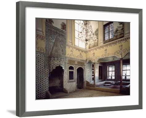 Sultan's Mother's Dining Room, Topkapi Palace, Historic Areas of Istanbul--Framed Art Print