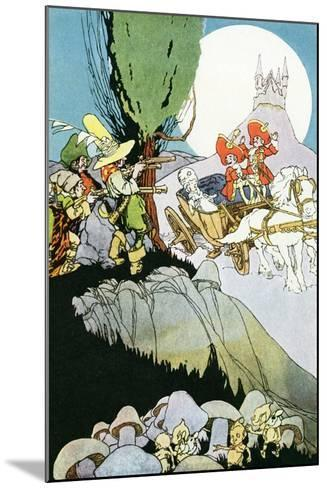 Illustration from 'The Perhappsy Chaps'-Arthur Henderson-Mounted Giclee Print