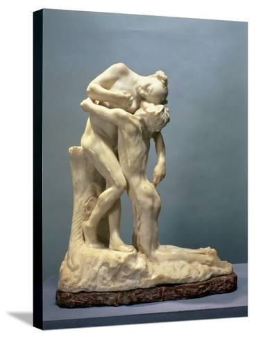 Cacountala, or the Abandoned, or Vertumnus and Pomona, 1888-Camille Claudel-Stretched Canvas Print