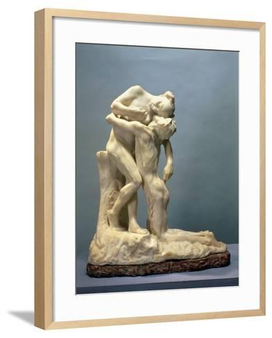 Cacountala, or the Abandoned, or Vertumnus and Pomona, 1888-Camille Claudel-Framed Art Print