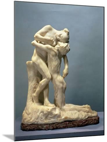 Cacountala, or the Abandoned, or Vertumnus and Pomona, 1888-Camille Claudel-Mounted Giclee Print