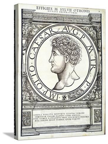 M Sylvius Otho-Hans Rudolf Manuel Deutsch-Stretched Canvas Print