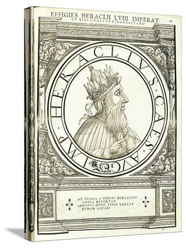 Heraclius-Hans Rudolf Manuel Deutsch-Stretched Canvas Print