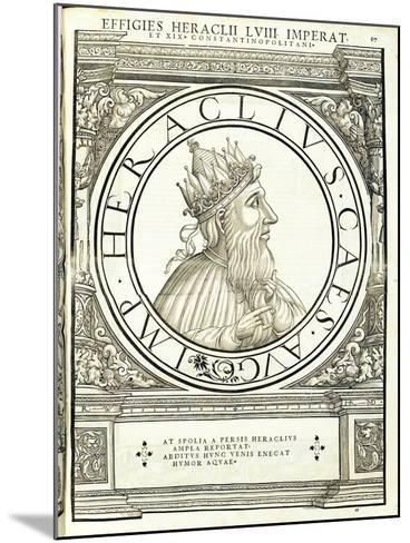 Heraclius-Hans Rudolf Manuel Deutsch-Mounted Giclee Print