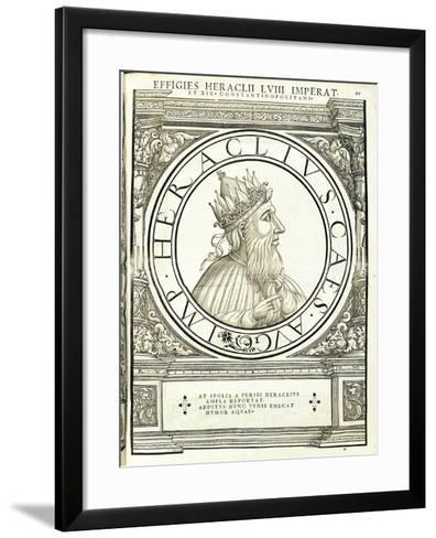 Heraclius-Hans Rudolf Manuel Deutsch-Framed Art Print