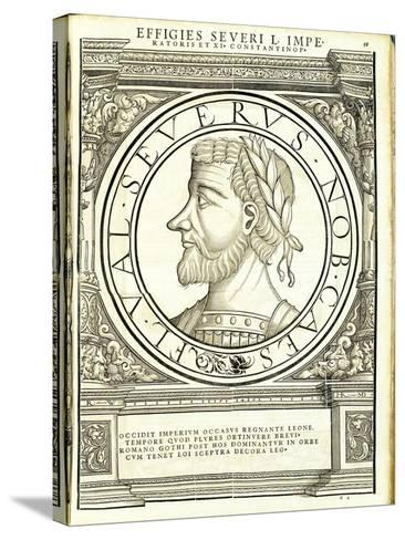 Seuerus D-Hans Rudolf Manuel Deutsch-Stretched Canvas Print
