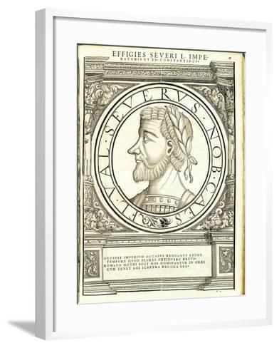 Seuerus D-Hans Rudolf Manuel Deutsch-Framed Art Print