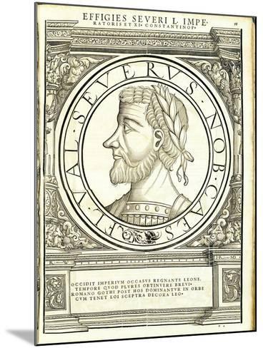Seuerus D-Hans Rudolf Manuel Deutsch-Mounted Giclee Print