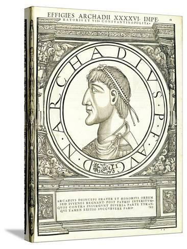 Arcadius-Hans Rudolf Manuel Deutsch-Stretched Canvas Print