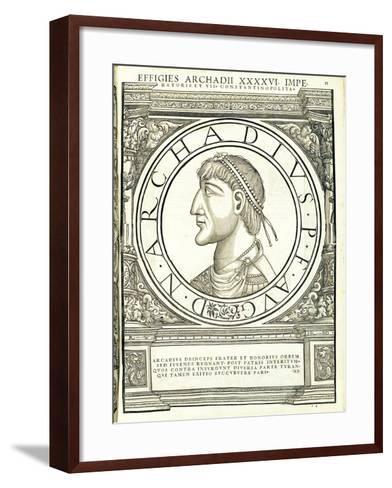 Arcadius-Hans Rudolf Manuel Deutsch-Framed Art Print