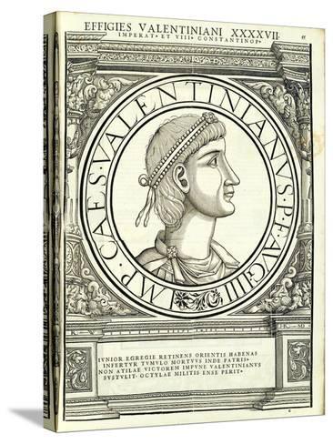 Valentinianus III-Hans Rudolf Manuel Deutsch-Stretched Canvas Print