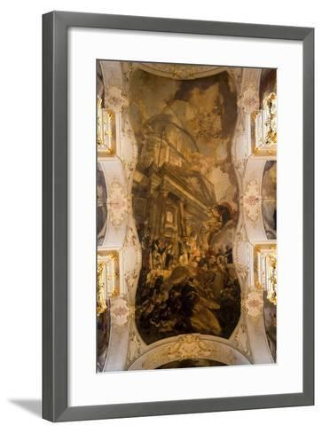 Dominicans Defend the Church Against Heretics--Framed Art Print