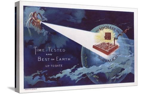 Time Tested and Best on Earth'--Stretched Canvas Print