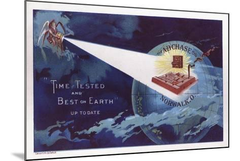 Time Tested and Best on Earth'--Mounted Giclee Print