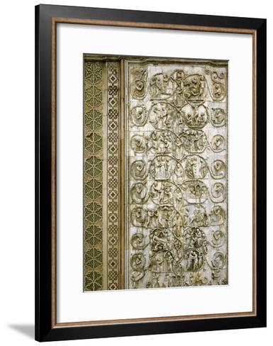 Stories from New Testament--Framed Art Print