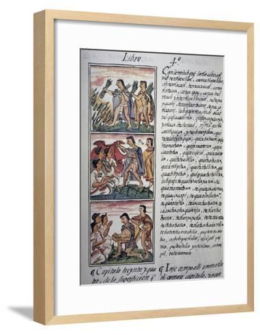 Beliefs and Superstitions--Framed Art Print