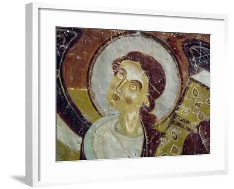 Face of Angel--Framed Art Print