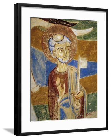 St. Peter with Keys--Framed Art Print