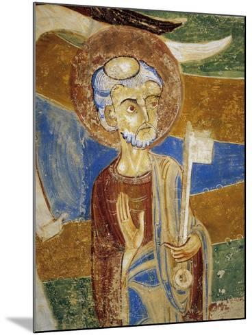 St. Peter with Keys--Mounted Giclee Print