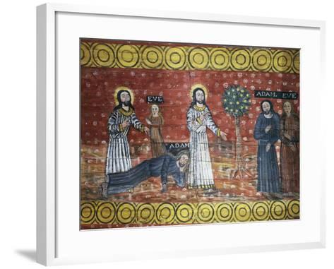 The Creation of Eve--Framed Art Print