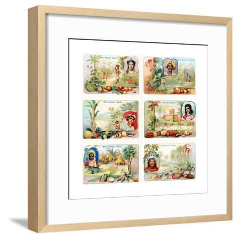 Nuku Hiva--Framed Art Print
