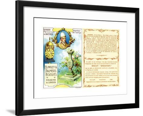 Pope Sylvester II--Framed Art Print