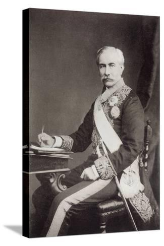 Sir Henry Frere--Stretched Canvas Print