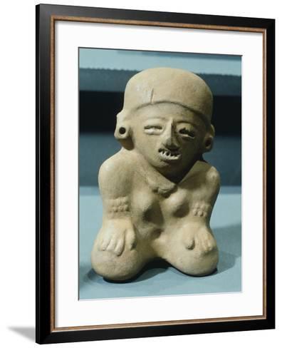 Anthropomorphic Figure--Framed Art Print