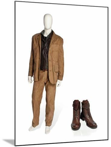 Costume Worn by Pierce Brosnan as James Bond in the Film 'Die Another Day', 2002--Mounted Photographic Print