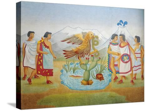 Mexico--Stretched Canvas Print