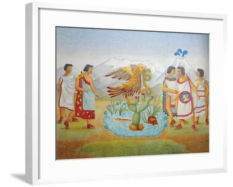 Mexico--Framed Art Print