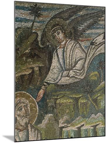 Angel--Mounted Photographic Print